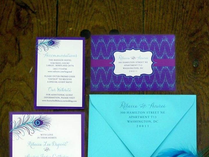 Tmx 1418235114587 Dupont Wed Forest Hills, NY wedding invitation