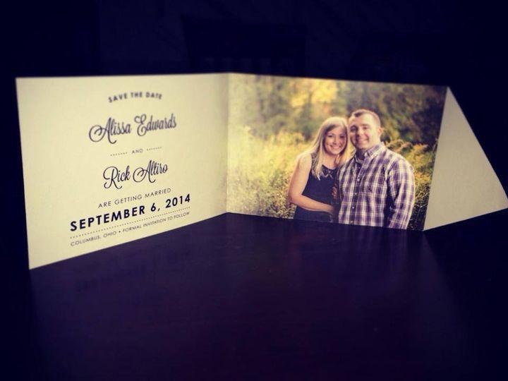 Tmx 1418235136836 Edwards Save Forest Hills, NY wedding invitation