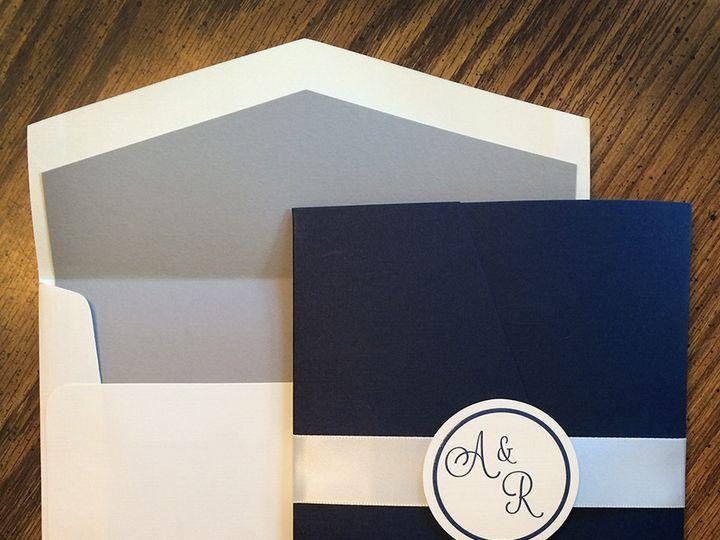 Tmx 1418235153193 Edwards Forest Hills, NY wedding invitation