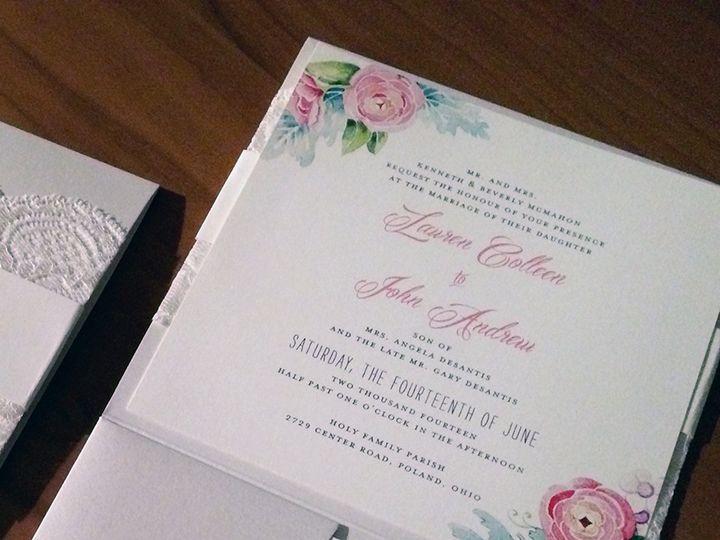Tmx 1418235420566 Lauren2 Forest Hills, NY wedding invitation