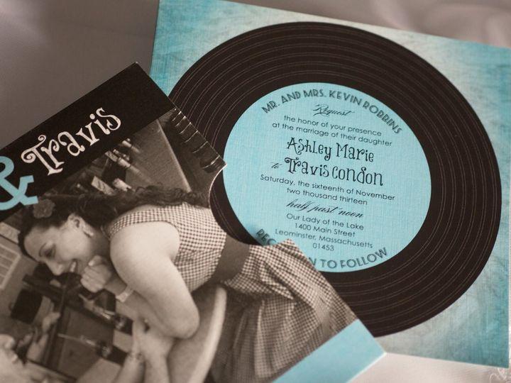Tmx 1418235511350 Robbins Wed Forest Hills, NY wedding invitation