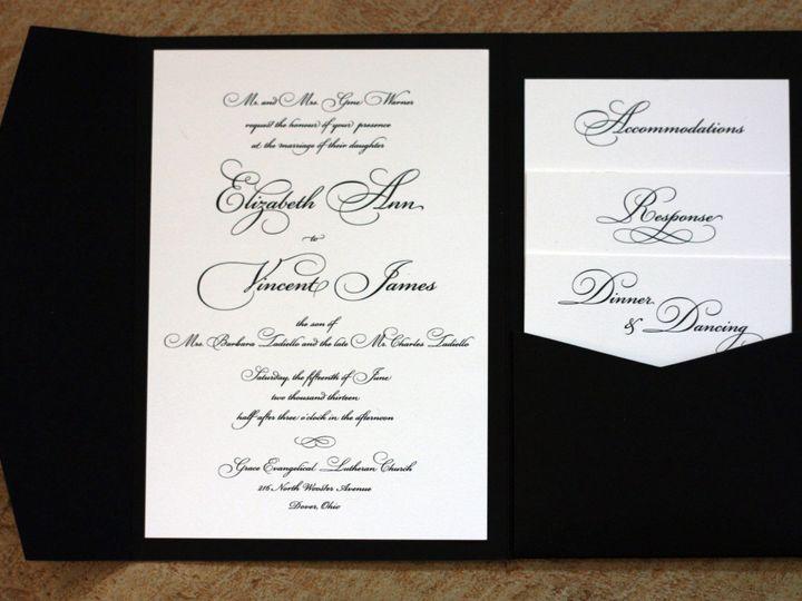 Tmx 1418235694111 Warner Wed Forest Hills, NY wedding invitation
