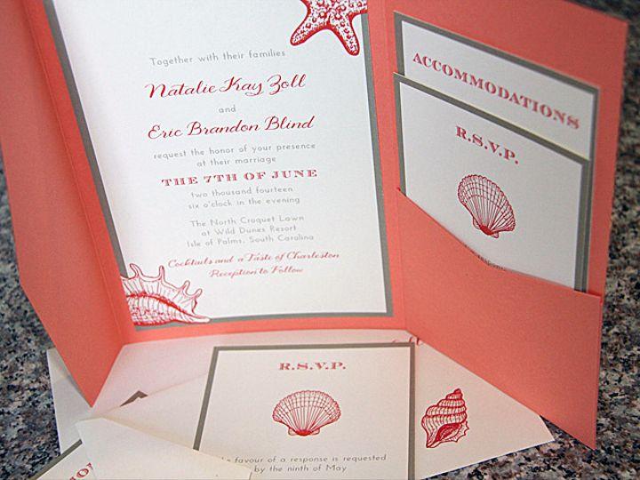 Tmx 1418235725028 Zoll1 Forest Hills, NY wedding invitation