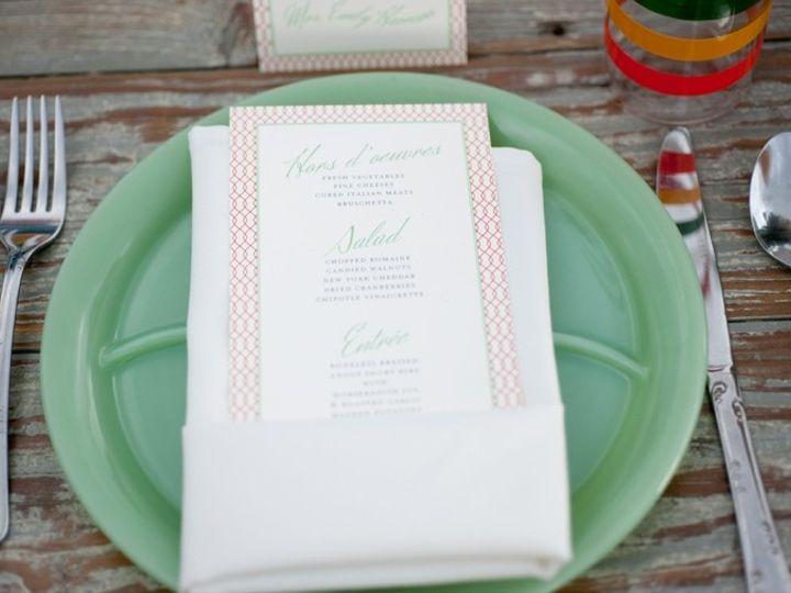 Tmx 1418235884629 Menu 2 Forest Hills, NY wedding invitation