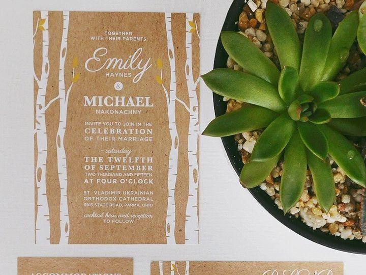 Tmx 1461518480836 Haynes4 Forest Hills, NY wedding invitation