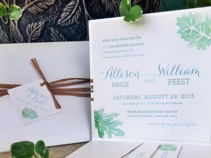 Tmx 1461518514597 Mester1 Forest Hills, NY wedding invitation