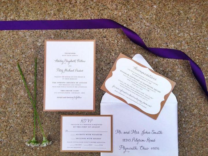 Tmx 1461518519441 Hillow2 Forest Hills, NY wedding invitation
