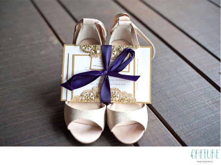 Tmx 1461518540040 Crouch Wedding Forest Hills, NY wedding invitation