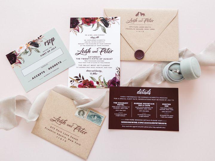 Tmx Jennas Invtites Leah 0001 51 501012 Forest Hills, NY wedding invitation