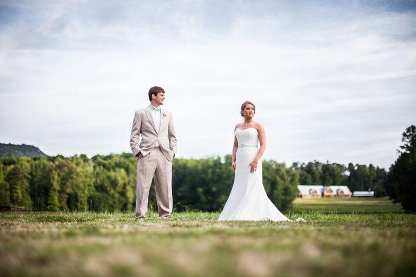 bride n groom picture rock hill wedding photograph