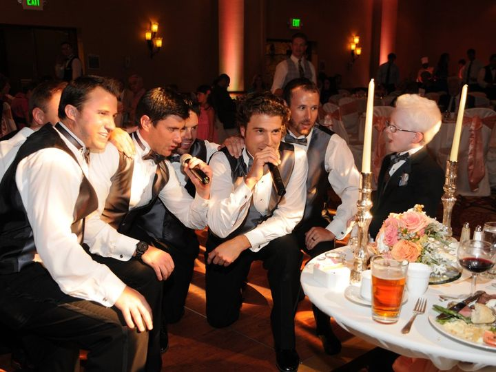 Tmx 1353908911731 Groomssing Colorado Springs, CO wedding dj