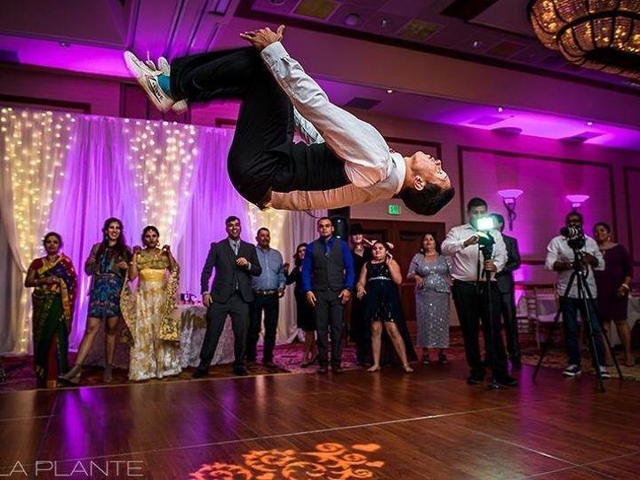 Tmx 1477115228655 Dillon 2 Flips Colorado Springs, CO wedding dj