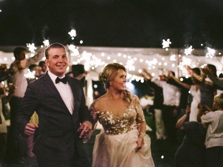 Tented Outdoor Wedding