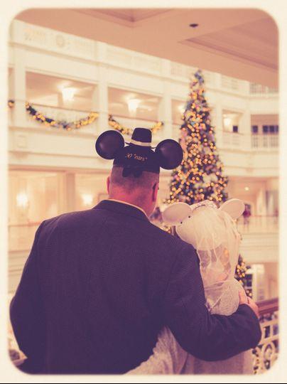 Disney Vow Renewal