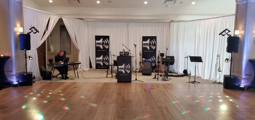 Large set up