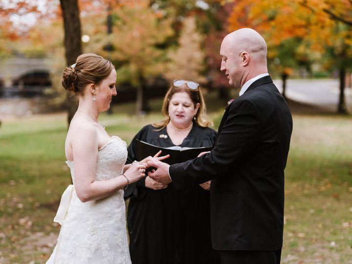 Tmx 1456887364337 Erin Jared Wedding 261 Waltham wedding officiant