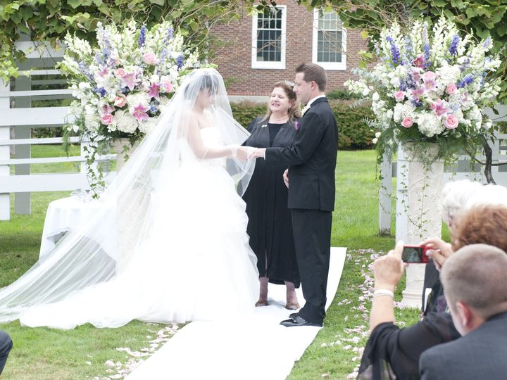 Tmx 1456887425017 Eric And Yangs Wedding At Commanders Mansion Waltham wedding officiant