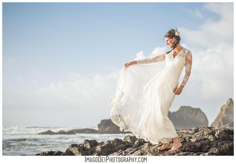 oregon coast weddings