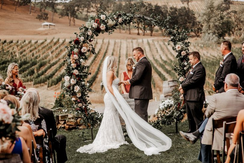 Maysara Winery Wedding