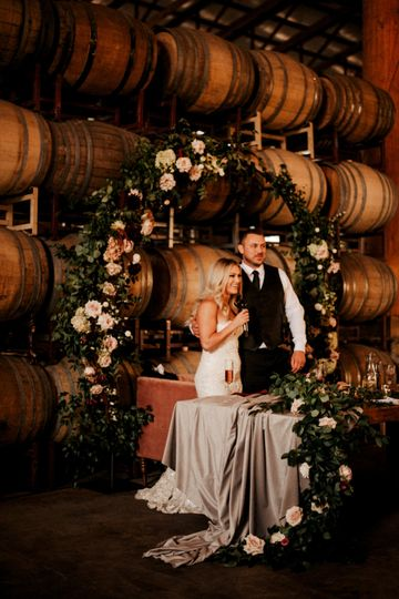 Maysara WineryWedding
