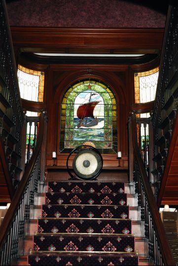Venue stairs design