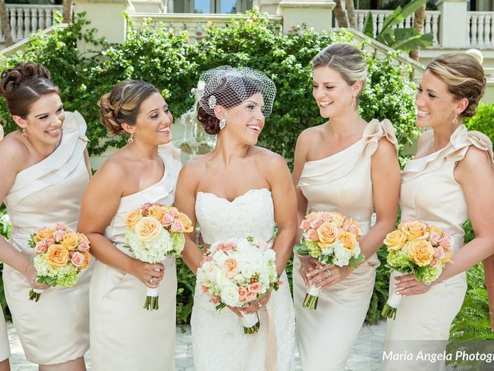 Tmx 1427465909752 Kaminskywellsmariaangelaphotographyjeffandstephani Naples, Florida wedding florist