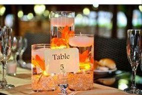 R. Inspirations Wedding Centerpieces