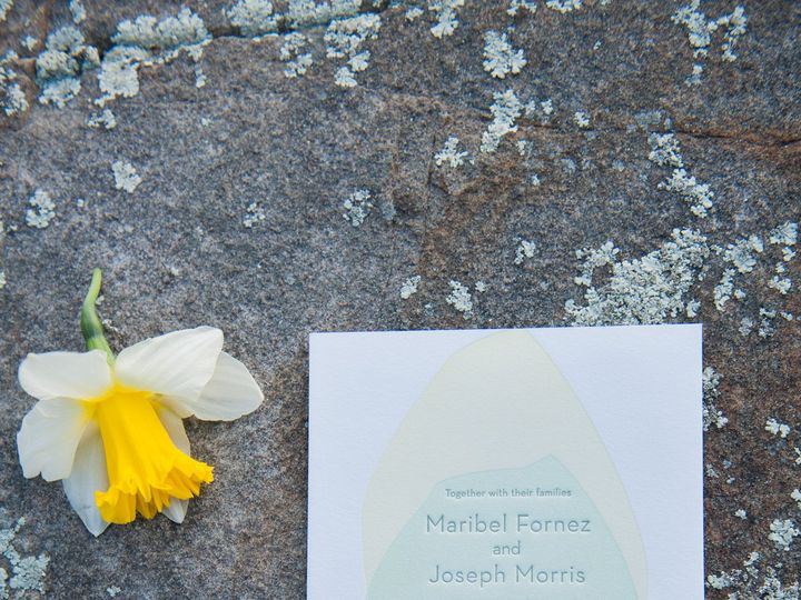 Tmx 1413992099893 Daffodil Love 0029 Hartford wedding invitation
