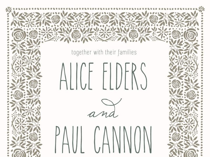 Tmx 1452021995916 Wt04eastlandavenuedesignv06 01 Hartford wedding invitation
