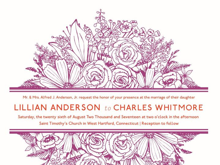 Tmx 1452022397705 Wt05springdaledesignsv03 01 Hartford wedding invitation