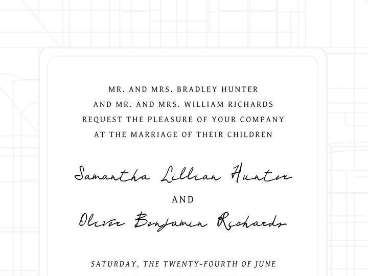 Tmx 1452022546224 Wt07cassavenuedesignsv03 01 Hartford wedding invitation