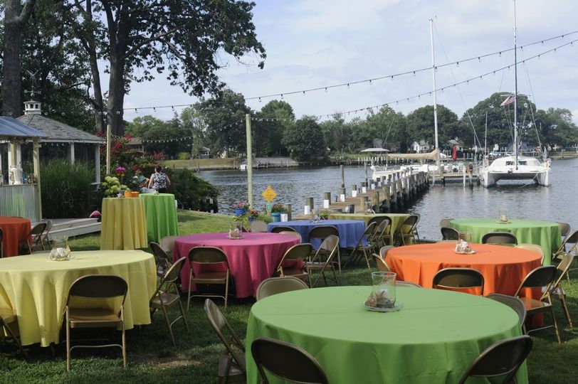 Lista's caters outdoor events for weddings, graduations, birthdays, rehearsals, holiday parties, and...