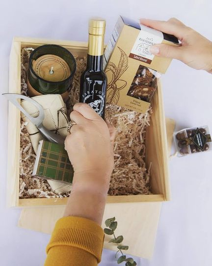 Gift Box Curation!