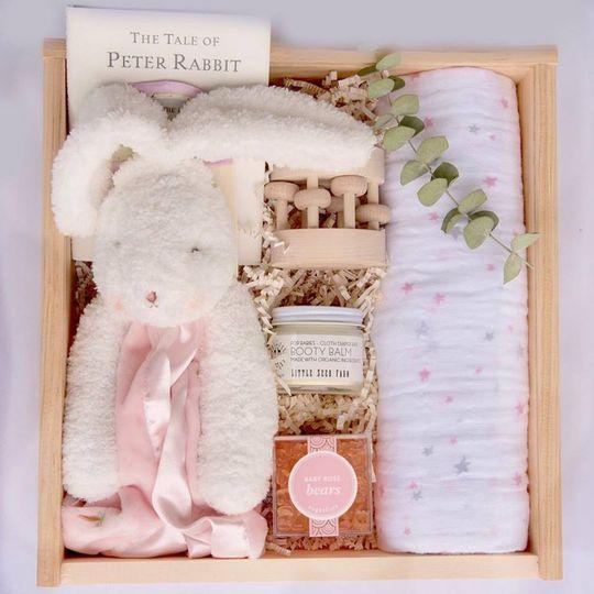 Custom Baby Box