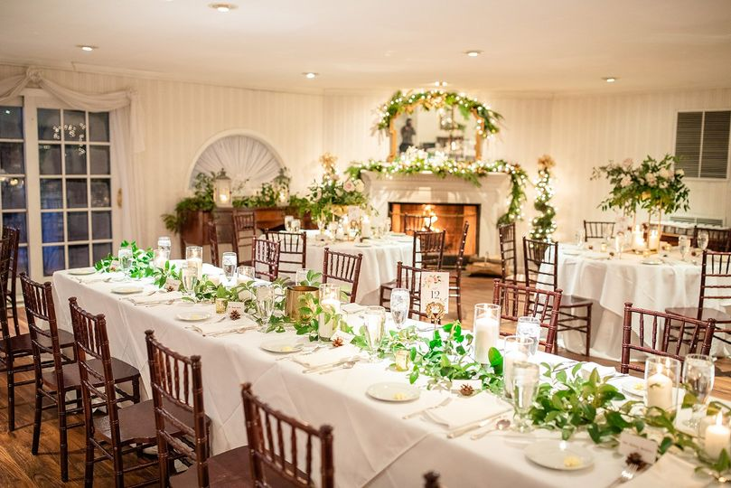 A Beautiful Reception Space!