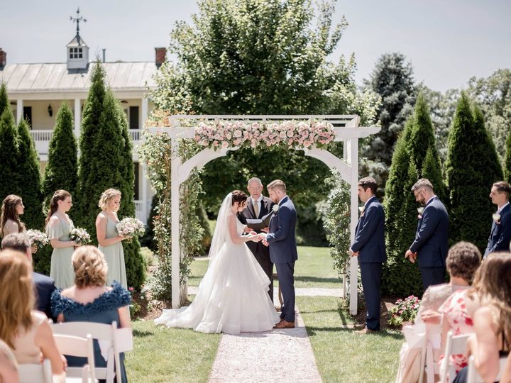 Tmx Casey And Sarah Married Ceremony 0034 51 112 157686045384678 Taneytown, MD wedding venue