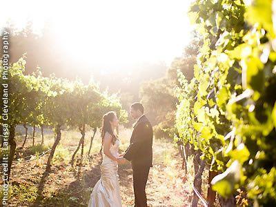 Newlyweds | Larissa Cleveland Photography