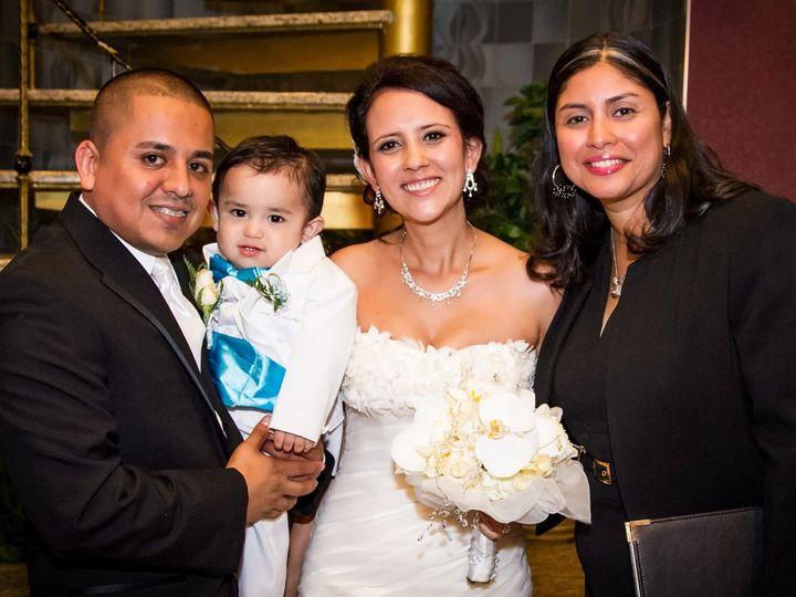 Tmx 1345163997231 JohanaJoseLuisCeremonyPic College Point, NY wedding officiant