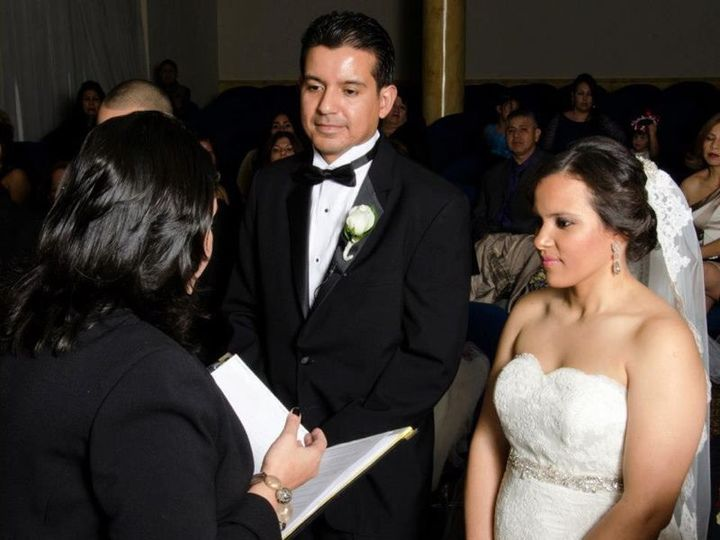 Tmx 1365776429288 Jorge And Gabriela Wedding Ceremony College Point, NY wedding officiant