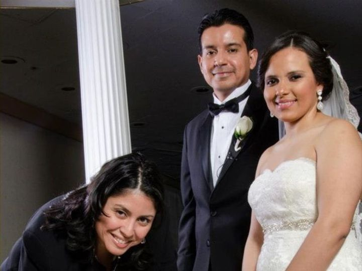 Tmx 1365776446538 Jorge And Gabriela Signing Of Marriage Certificate College Point, NY wedding officiant