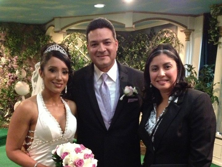 Tmx 1386175330045 Angel Wedding 201 College Point, NY wedding officiant