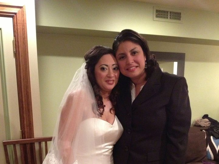 Tmx 1386175357424 Monica And Joe Weddin College Point, NY wedding officiant