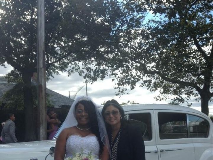 Tmx 1386176189675 Mildred Wedding 9 14 1 College Point, NY wedding officiant