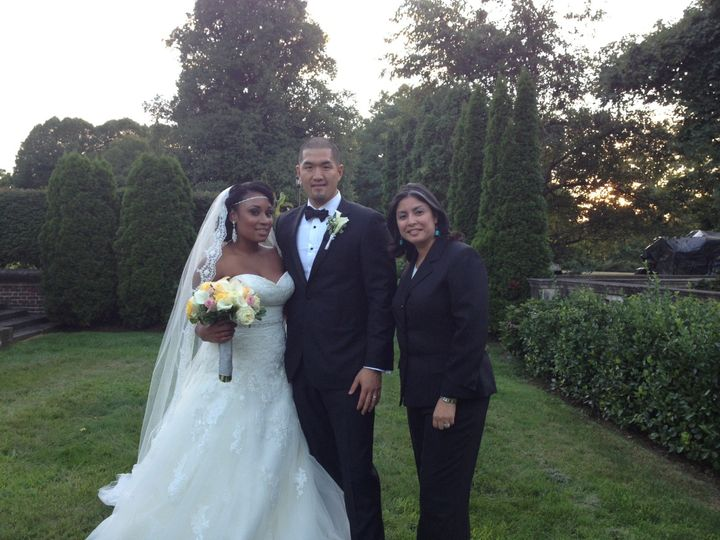 Tmx 1398783542251 Shantavia And Jeffrey 8 15 1 College Point, NY wedding officiant