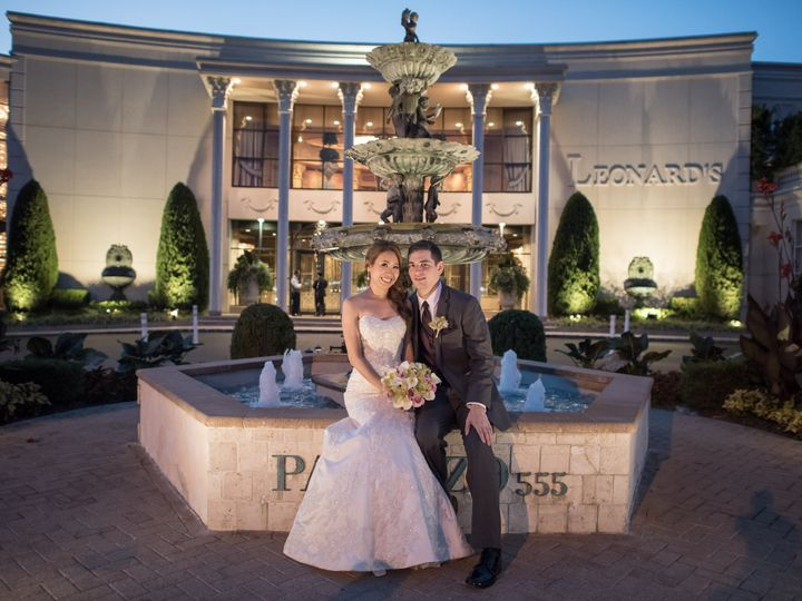 Tmx 1470867661169 Amy And Rob In Front Of Leonards College Point, NY wedding officiant