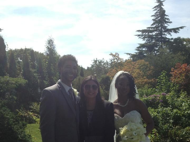 Tmx 1473429689362 Anthony And Tara 8 27 16 College Point, NY wedding officiant