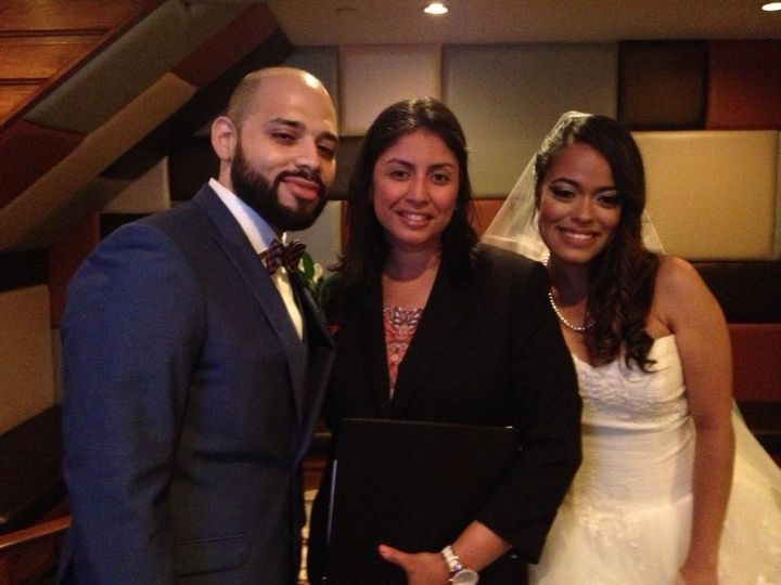 Tmx 1473429709390 Eric And Marie 7 2 16 College Point, NY wedding officiant