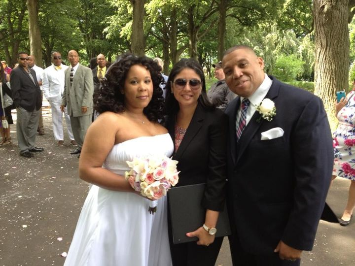 Tmx 1473429742760 Paul And Tamica 7 2 16 College Point, NY wedding officiant