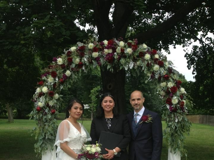 Tmx 1473429753303 Michael And Patricia7 9 16 College Point, NY wedding officiant