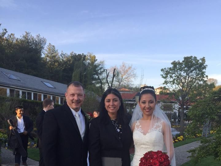 Tmx 1473429815078 Steven And Jessica 4 30 16 College Point, NY wedding officiant